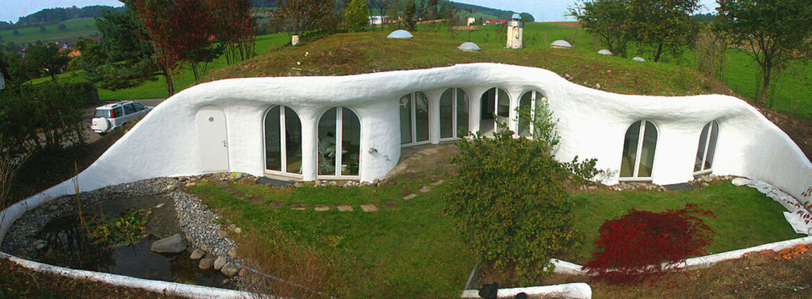 photo of the week living hobbit style in swiss earth houses