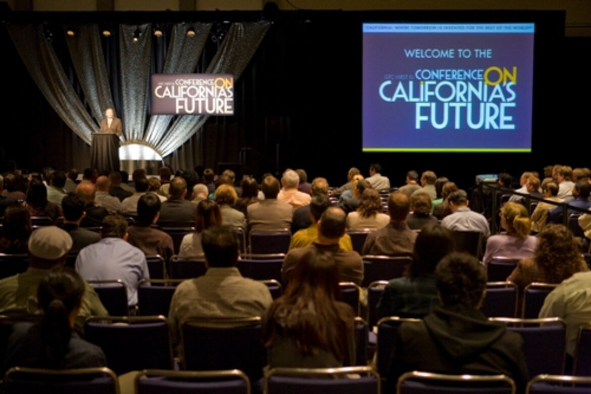 Welcome to the Conference on California's Future