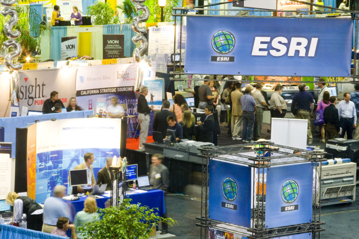 The Expo Floor