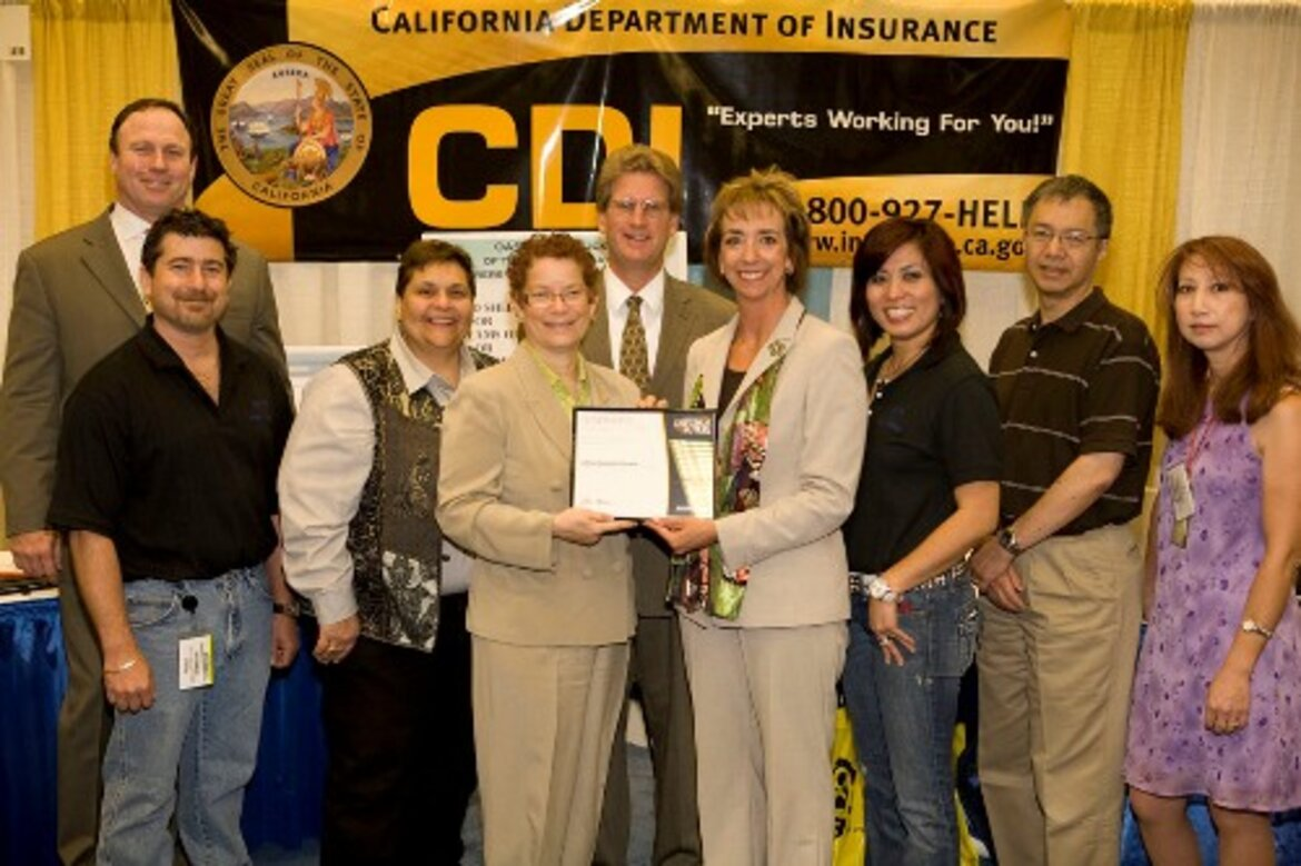 California Department of Insurance (CDI)  OASIS