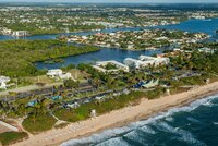 Boynton Beach Florida aerial photo