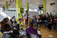 iHub innovation facility in Nairobi, Kenya
