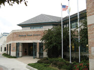 The Rehoboth Beach Public Library in Delaware