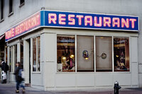 Tom's Restaurant, New York City