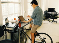 cycling desk