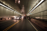 The midtown tunnel in Norfolk, Va.