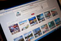Lee County, Fla.'s Pinterest page