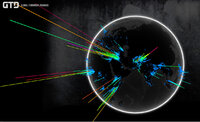Global Terrorism Database WebGL Globe