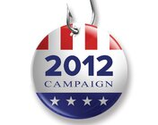 Campaign button for story on voting security