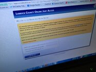 Lubbock County, Texas, offers jury duty reporting online
