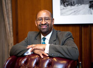 Philadelphia Mayor Michael Nutter