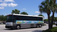 Pinellas Suncoast Transit Authority bus