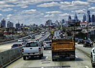 Traffic in Philadelphia