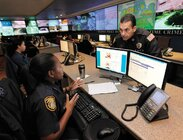 Computer assisted intelligence Memphis Police Crime Center