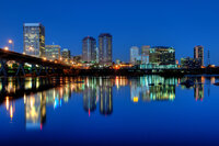 Richmond, Virginia, skyline