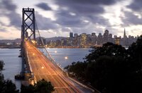 Bay Bridge San Francisco California
