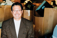 Los Angeles Chief Information Officer Steve Reneker