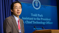 U.S. Chief Technology Officer Todd Park.
