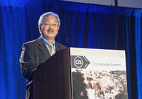 San Francisco Mayor Ed Lee