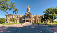 Wyoming capitol building