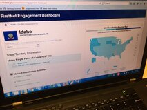 FirstNet Engagement Dashboard