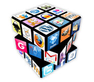 Rubiks Cube of apps