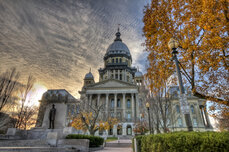 State Capitol Building, Springfield, Ill.