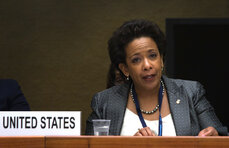 US Attorney General Loretta Lynch