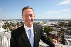 Former Maryland Gov. Martin O'Malley.