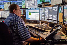 New Jersey Turnpike Authority's Command and Control Center