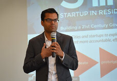 San Francisco CIO Jay Nath