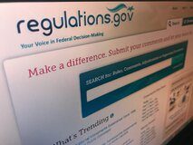 Regulatoins.gov