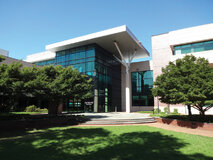 Cary, N.C. town hall