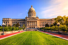 Kentucky capitol building