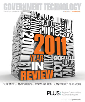 Illustration for the 2011 Year in Review