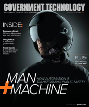 Robocop automation in public safety