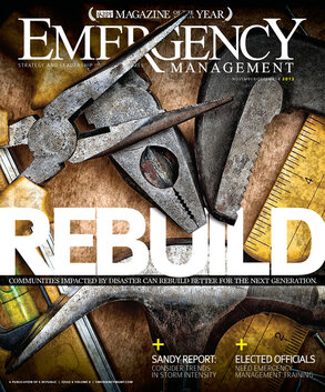 Emergency Management November 2013