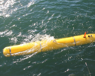 Bluefin-21 autonomous underwater vehicle