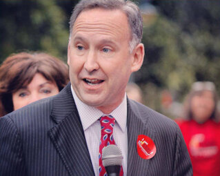 South Carolina State Sen. Joel Lourie