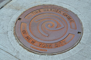 Time Warner Cable manhole