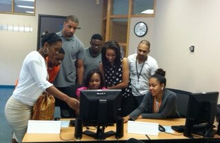 Prince George's County, Md., Office of Information Technology interns