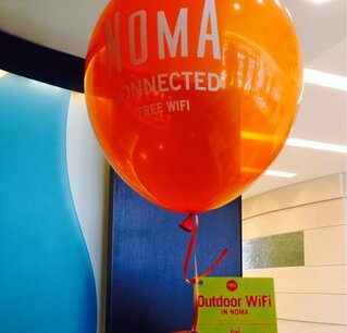 D.C.'s NoMa neighborhood launches free Wi-Fi