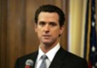 San Francisco Mayor Gavin Newsom/Photo courtesy of Wikipedia