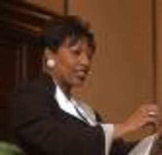 Melodie Mayberry-Stewart, CIO, New York state/Photo courtesy of NY State Office for Technology