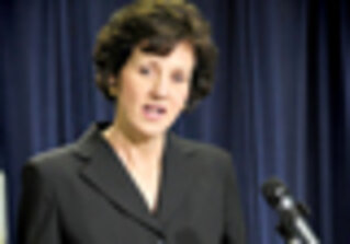 Susan Combs, Comptroller of Public Accounts, Texas/Photo courtesy of www.window.state.tx.us