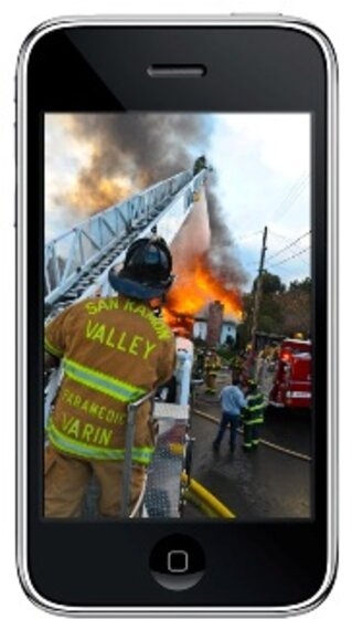 San Ramon Valley Fire Dept iPhone app