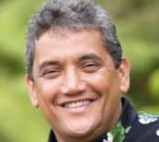 Hawaii County Mayor Billy Kenoi