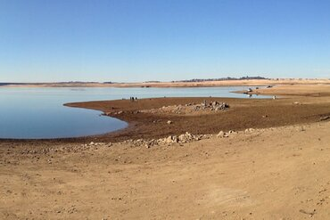 California's Folsom Lake