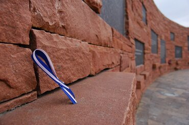 Columbine High School memorial