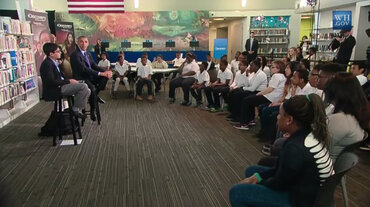 Obama announces ConnectED Library Challenge